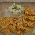Chef Keoni's Cajun Chicken Quesadillas