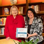 Marian Gerhart Named Volunteer of the Year by LeadingAge PA