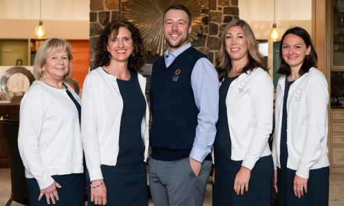 The Willow Valley Communities Sales Team